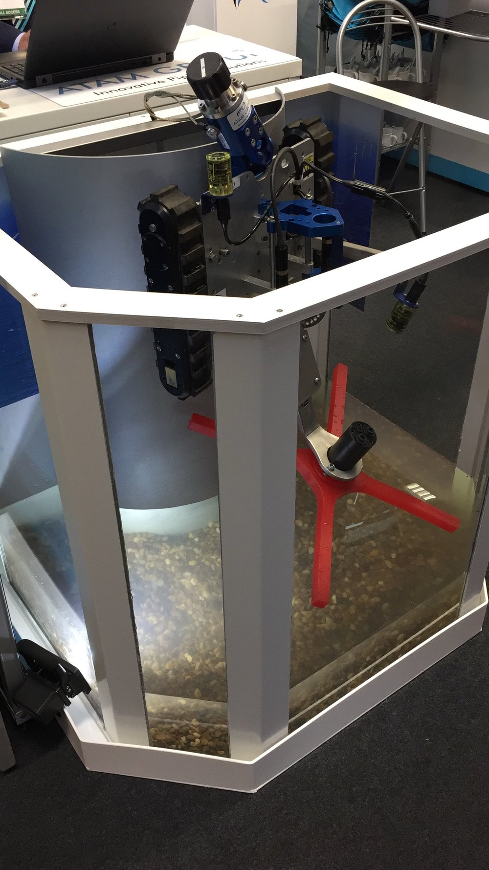 IM3 technology on display