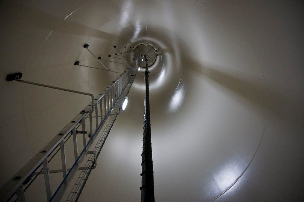 Inside the Nacelle
