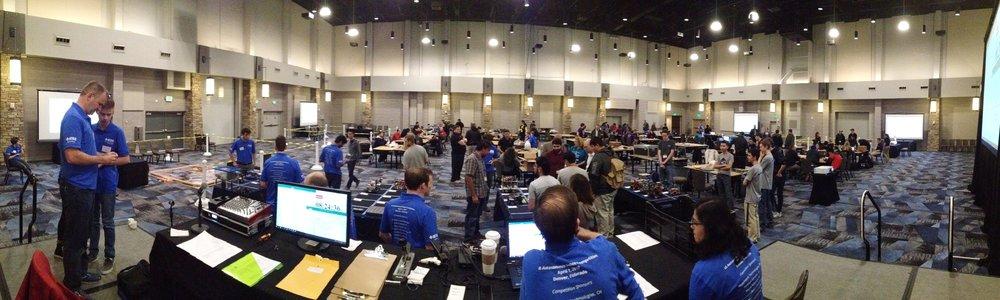 IEEE Region 5 Autonomous Robot Competition