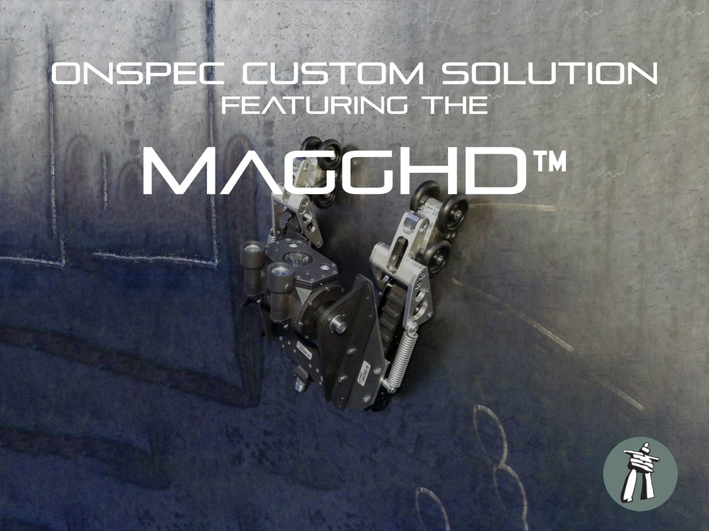 "MaggHD™ with ""Reactor Arms"""