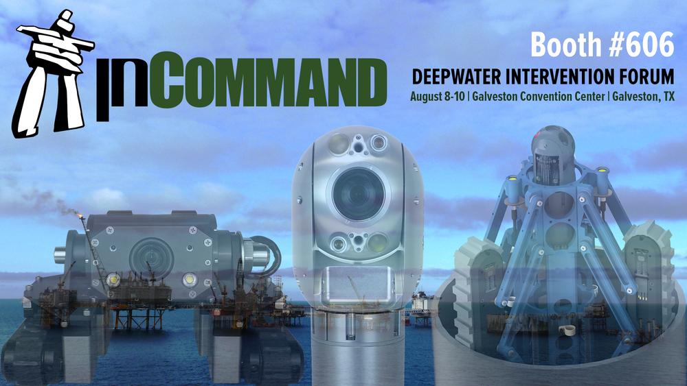 Inuktun InCommand Robotics at Deepwater Intervention Forum 2017