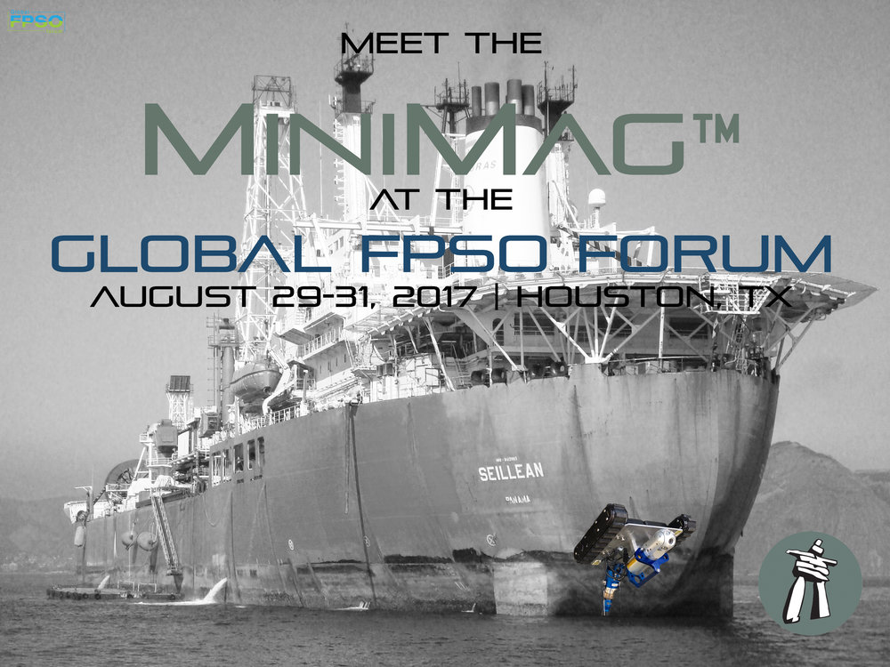 Inuktun at Global FPSO Forum 2017