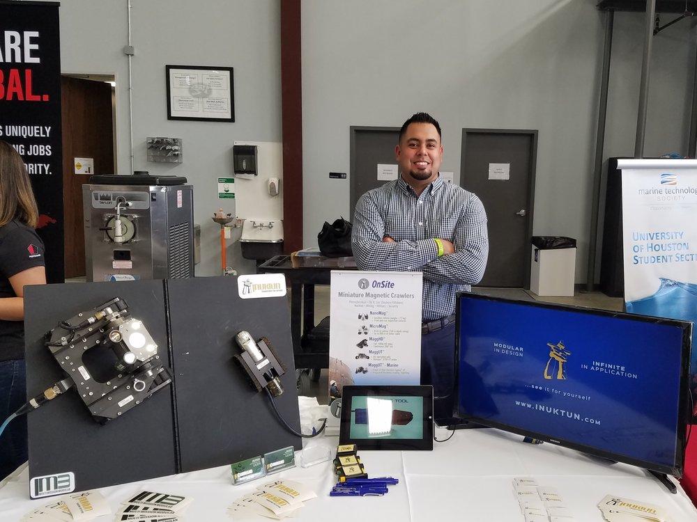 InCommand Sales Representative, Sam Perez