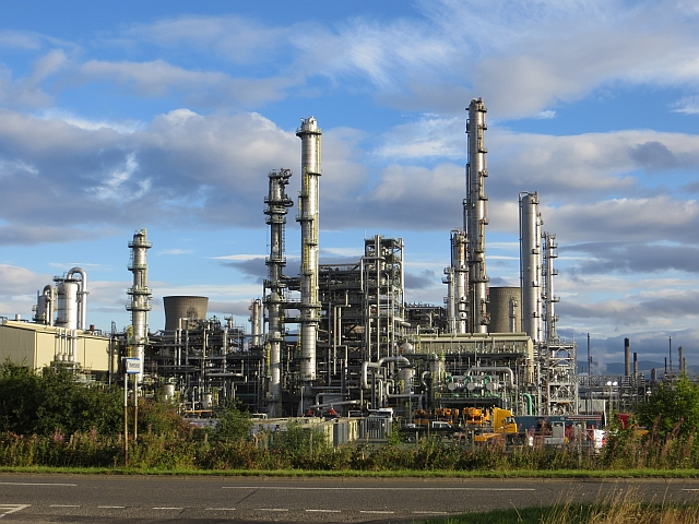 Inuktun in the Petrochemical Industry