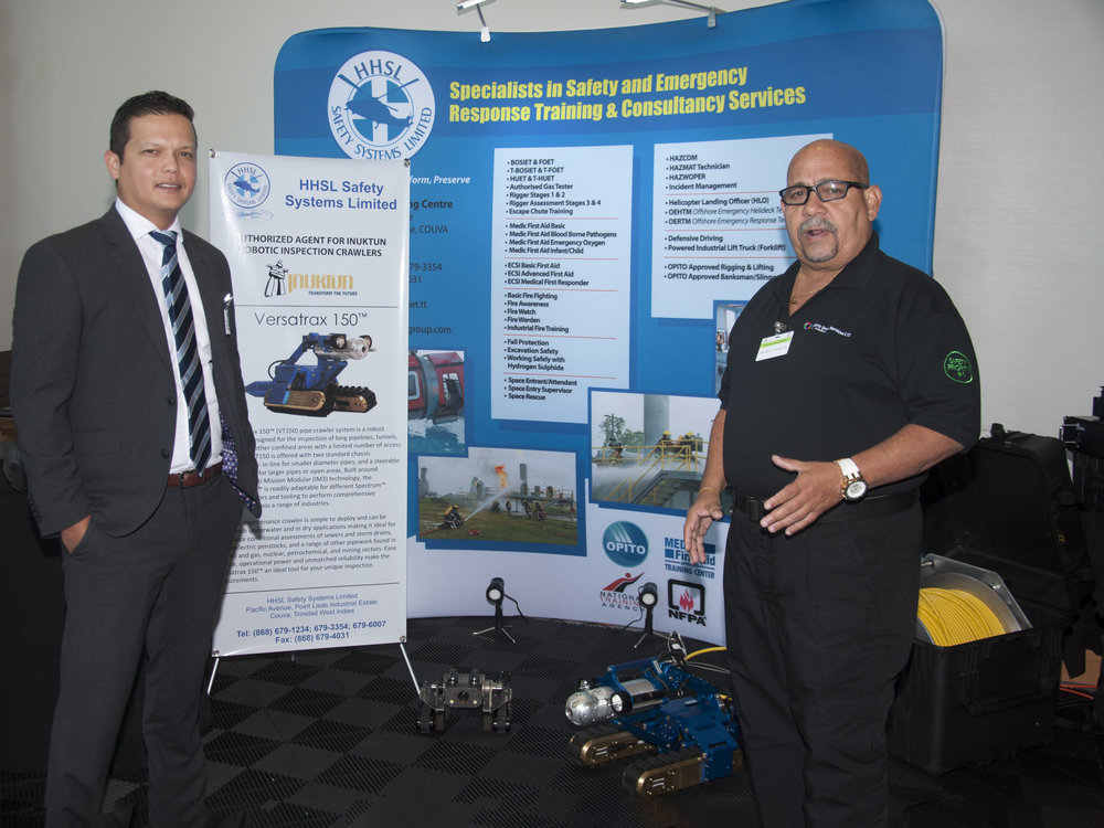 HHSL Safety Systems at the Trinidad and Tobago Energy Conference