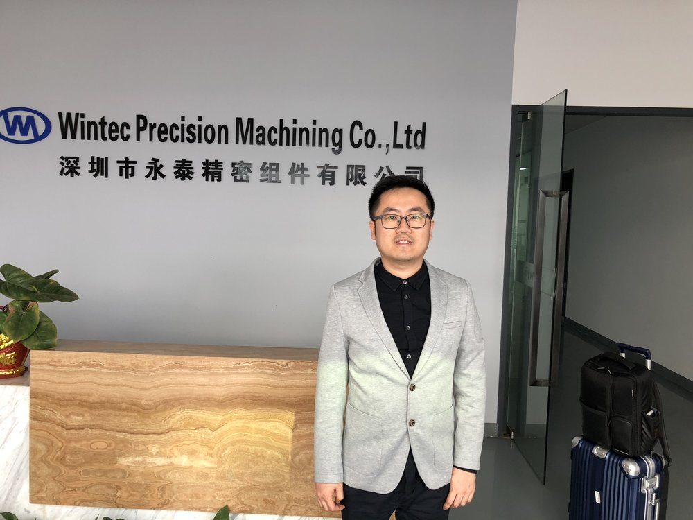 Wintec Precision Machining Co., Ltd