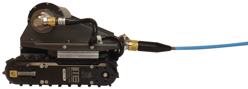 Inuktun MaggHD™ miniature magnetic crawler