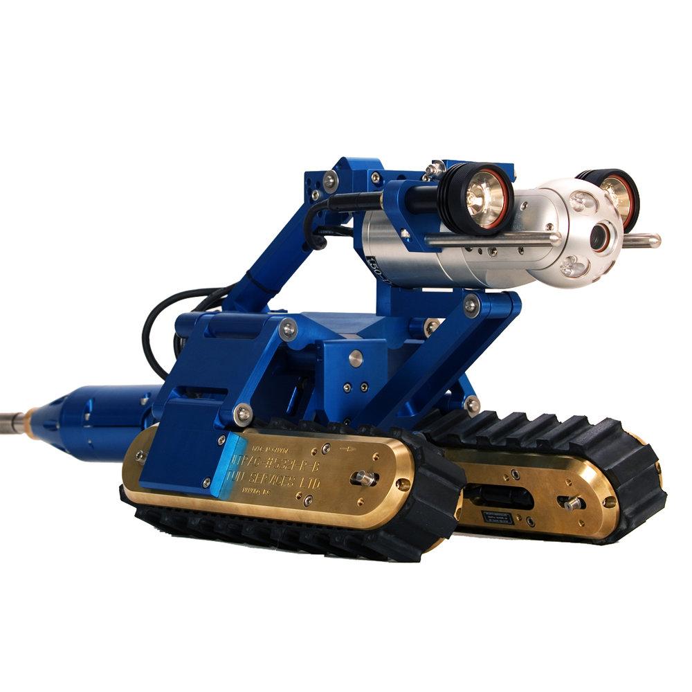 Versatrax 150 Rescue Robot