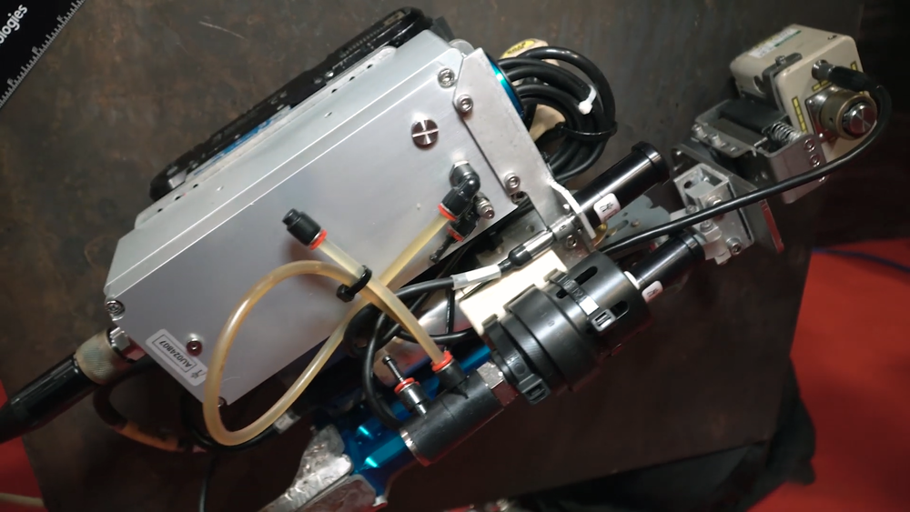 TSC Inspection Custom MicroMag Power Can and Harness