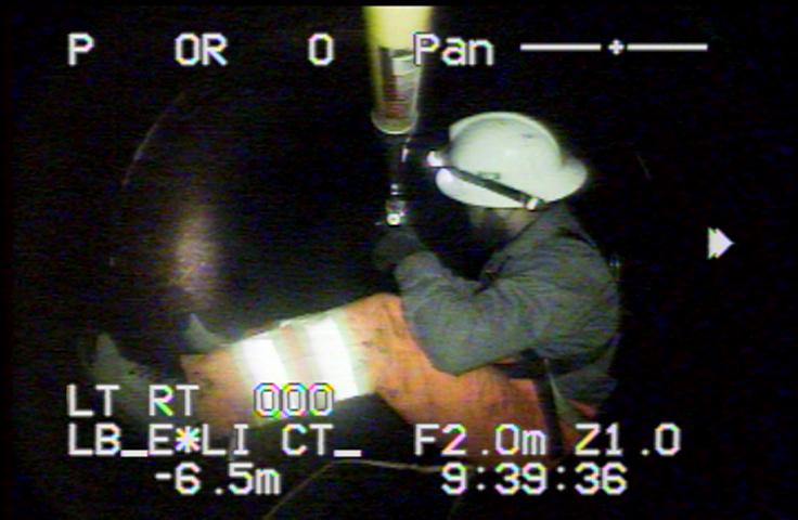 Inuktun Spectrum Inspection Camera