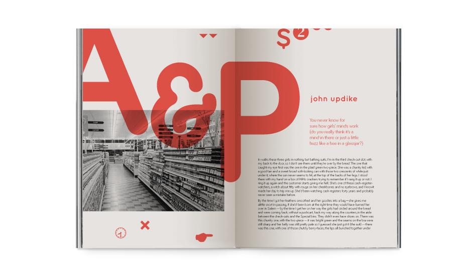 a&p john updike theme essay