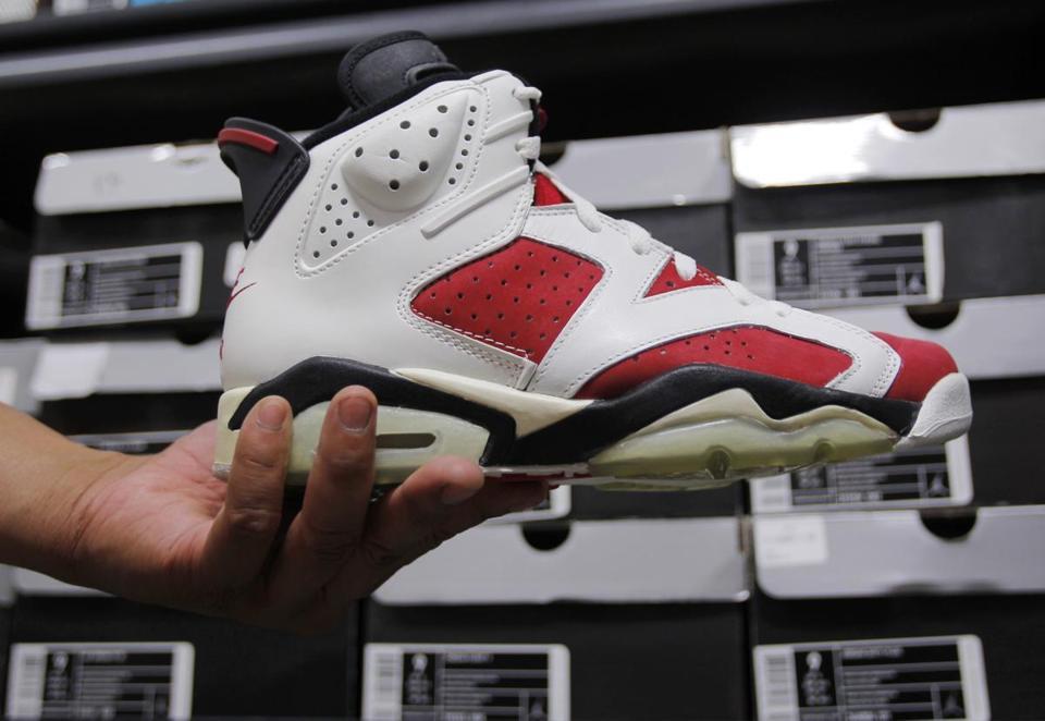 82b69b82705d69 A Boston Collector Launches an Online Sneaker Museum — SNEAKER MUSEUM