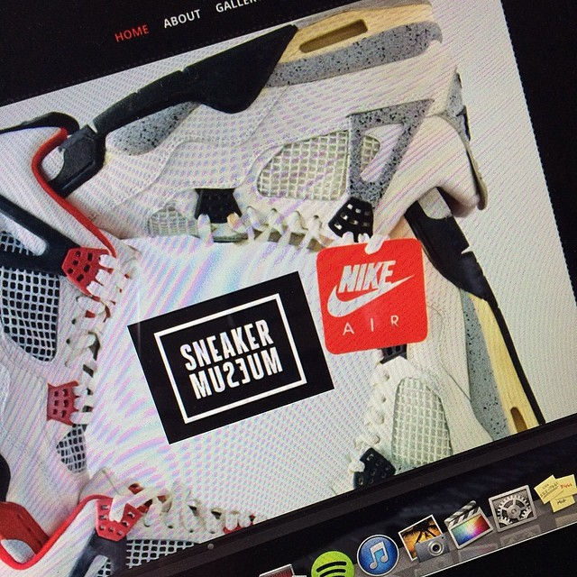 You have all been asking! New site coming soon! Stay tuned. #sneakermuseum #thevault #boston #beantown