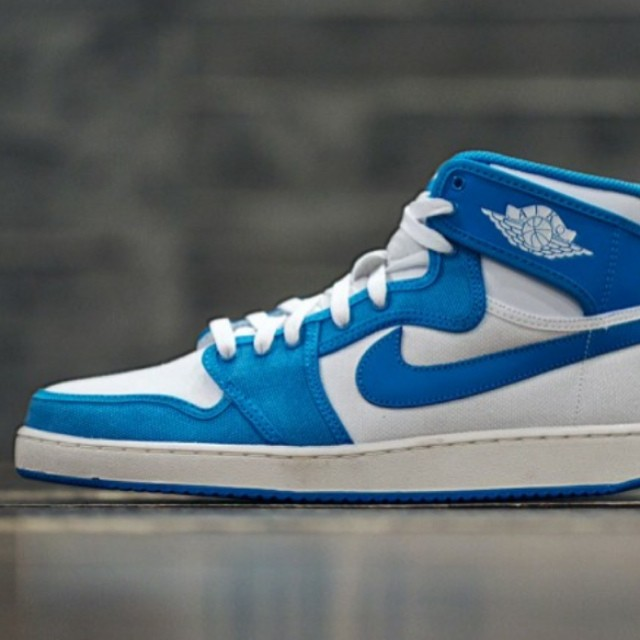 Visit the blog & find out how MJ won the NCAA Championship in 1982. #SneakerMuseum #KnowYourHistory #AjIKO #UNC #Georgetown
