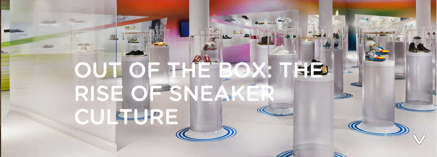 The Rise of Sneaker Culture — SNEAKER MUSEUM 6ee09c70b