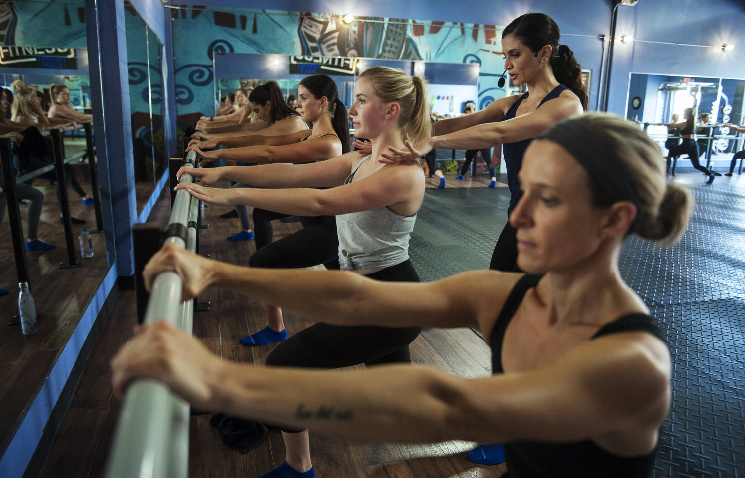 Barre intensity instructor training and certification master barre intensity instructor training and certification master trainers xflitez Gallery