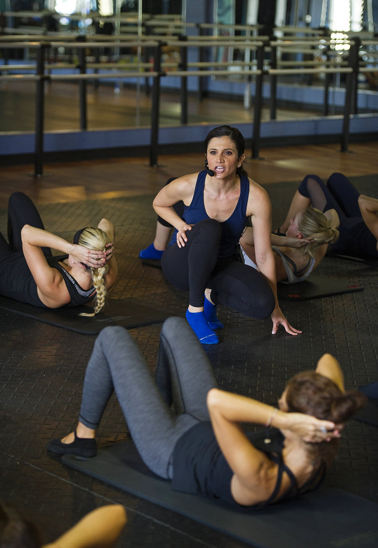 Barre Intensity Instructor Training And Certification Blog