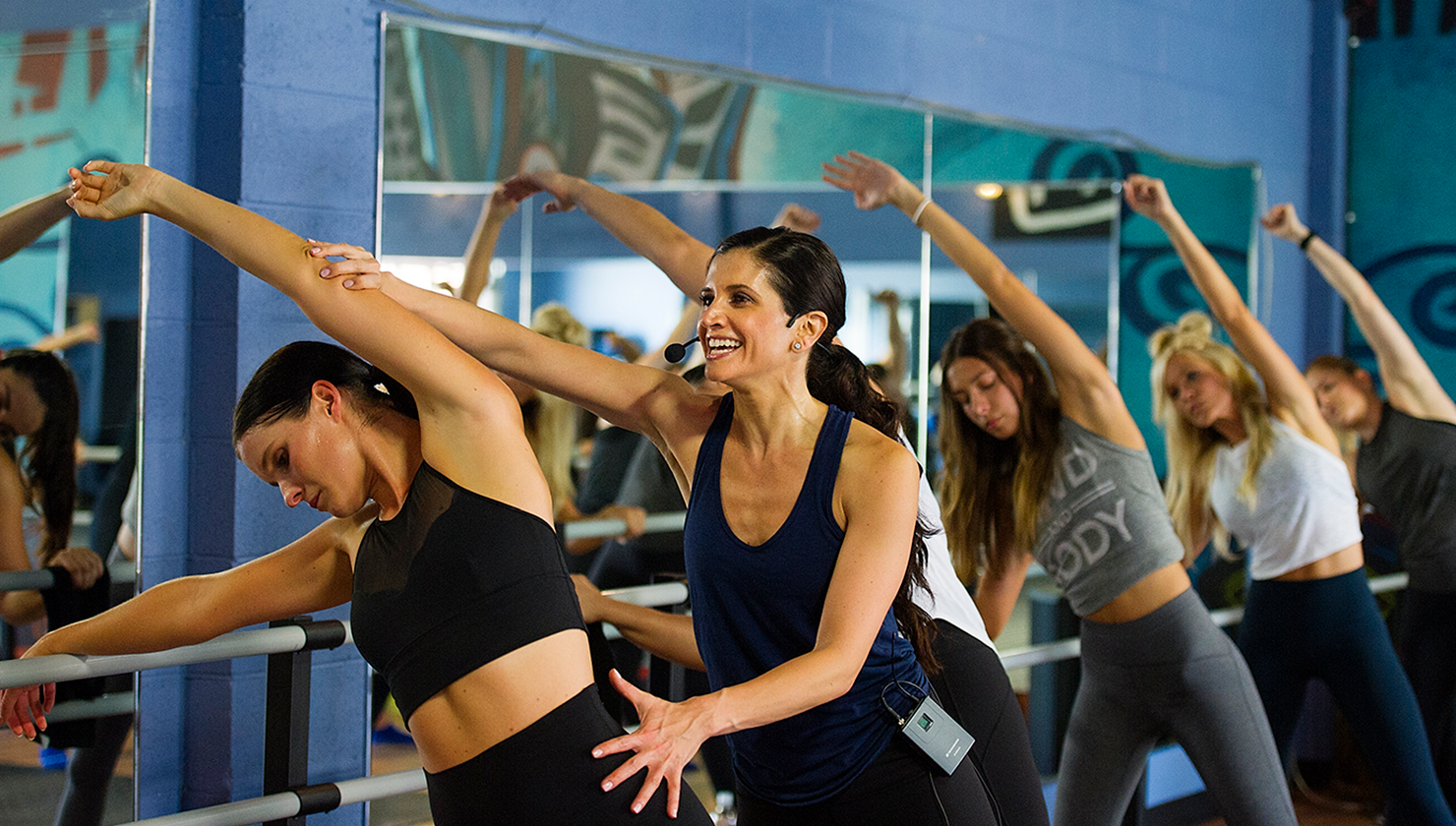 Barre Training And Certification Barre Intensity