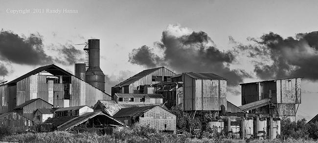 Koloa Sugar Mill Nikon D3s, 70-200 f/2.8 @ 110mm, ISO 400 f/8 at 1/500 sec