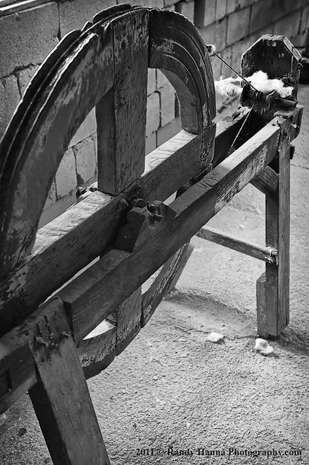 Spinning Wheel Nikon D3s, 24-70 zoom @ 48mm, ISO 1600, 1/60 sec @ f/6.3