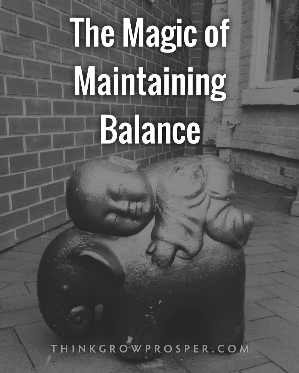 The Magic of Maintaining Balance