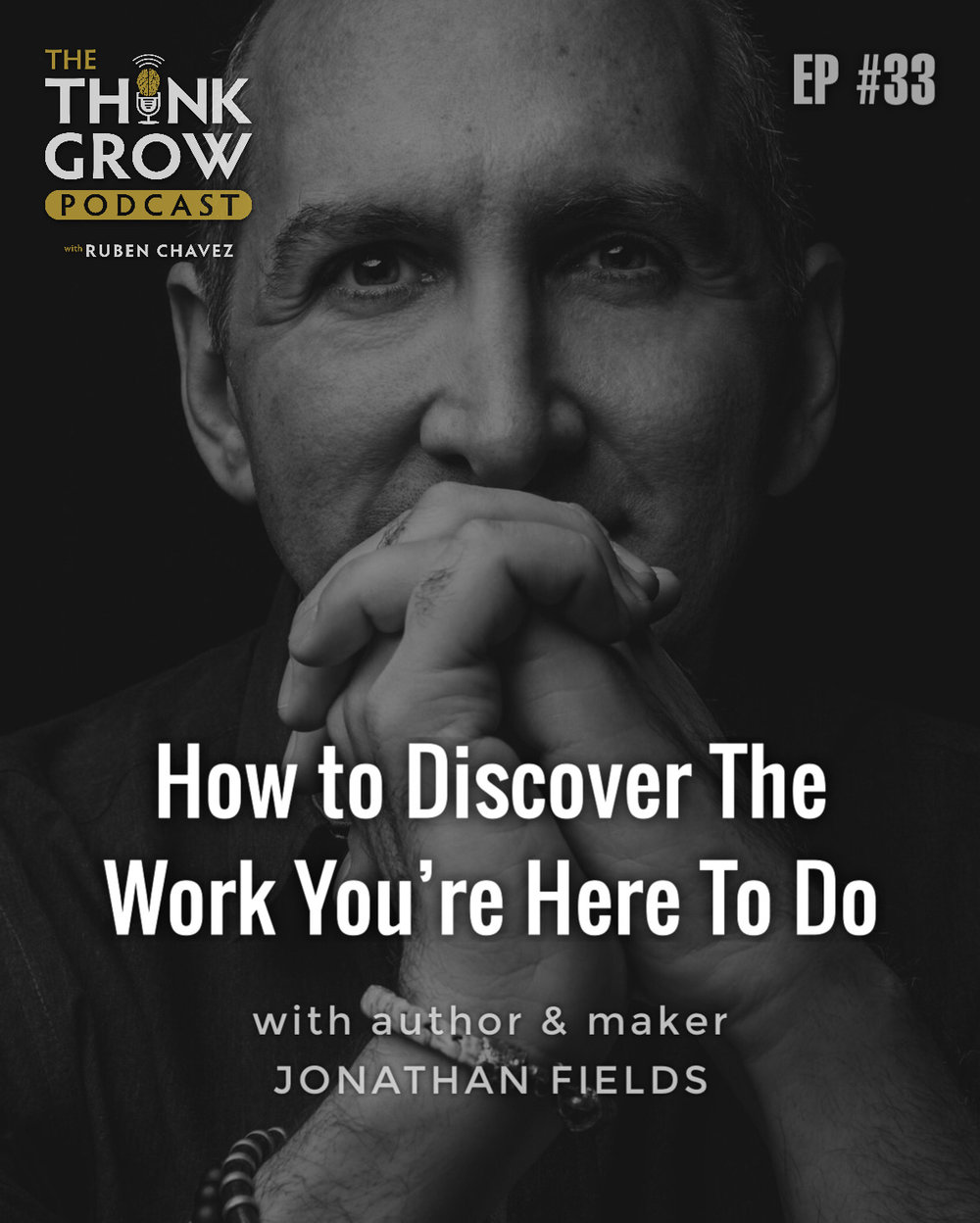 Jonathan Fields - How to Discover The Work You're Here To Do