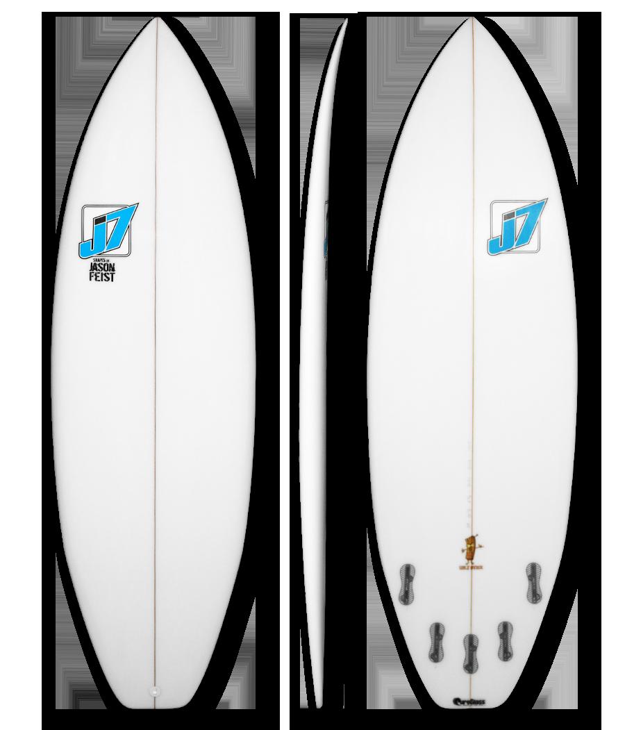 Uglystick J7 Surf Designs