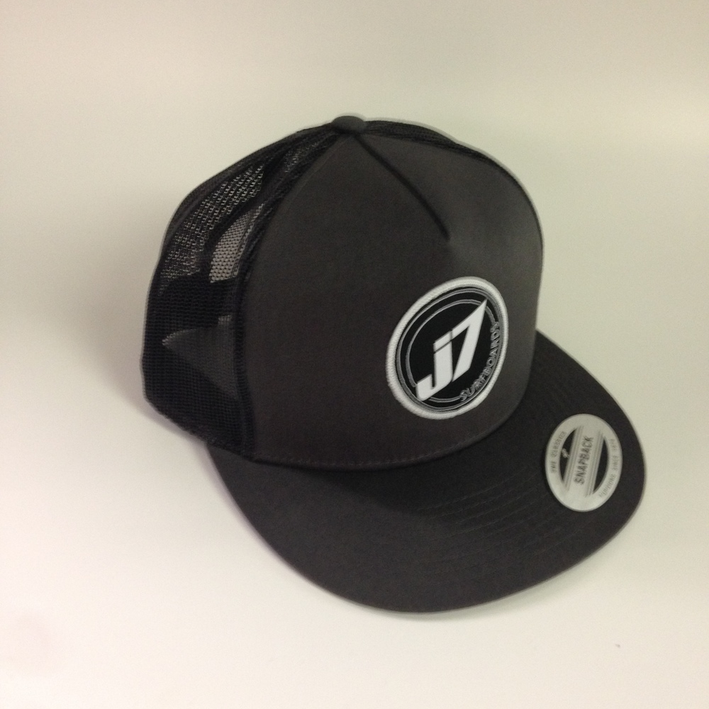 J7 Circle Patch Snap-Back