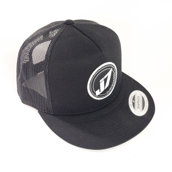 J7 Circle Patch Hat