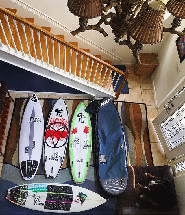 packing for summer vacation...#Equipped2Rip #j7surfboards