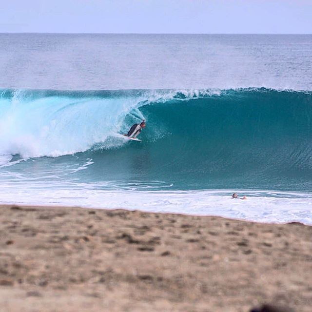 south swell searchin' in the greater Los Angeles area with Mr. Compton. 📸 via @erikeiser  #Equipped2Rip #j7surfboards