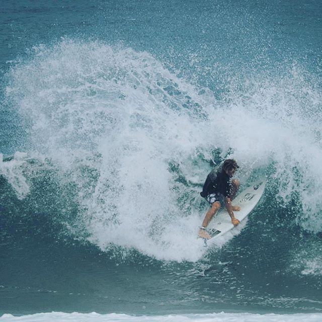 postcards from Micky. somewhere in Sumbawa. 📸 @clubmedsucks  #Equipped2Rip #j7surfboards
