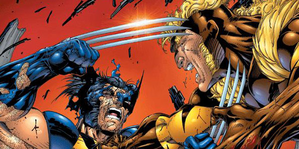 Seriously, I feel like Sabretooth has nothing else better to do than to fuck with Wolverine.