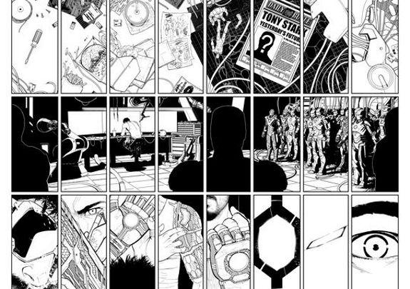 David Marquez, Marvel Comics.