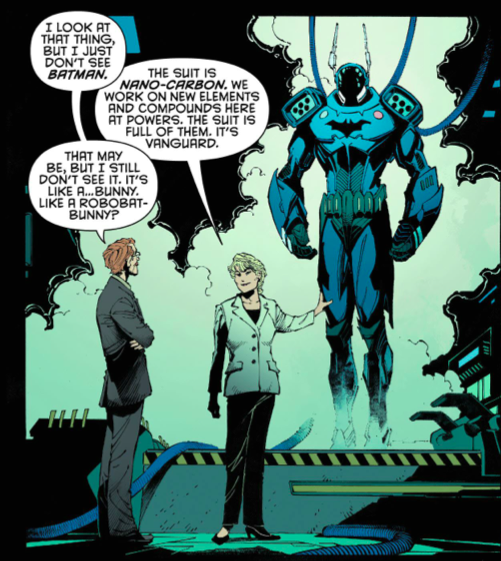 Gordon isn't buying it in Scott Snyder and Greg Capullo's  Batman #41