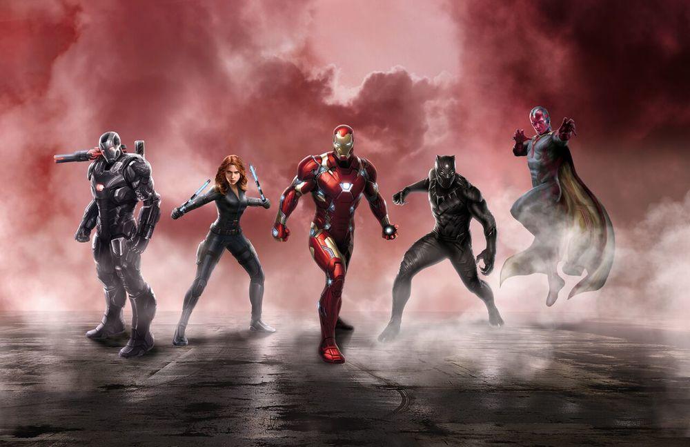 Marvel Studioes.