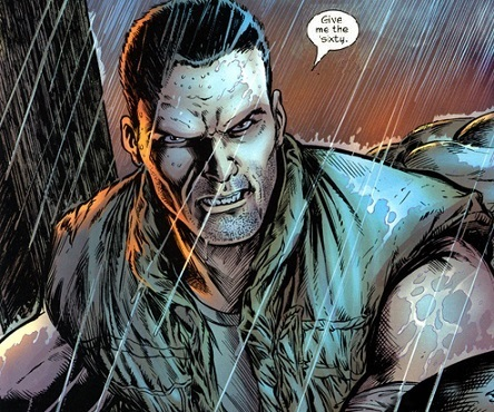 A very young Frank Castle.
