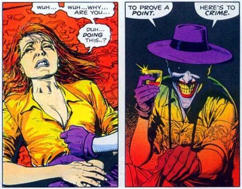 Yeah, Joker totally deserves to live.
