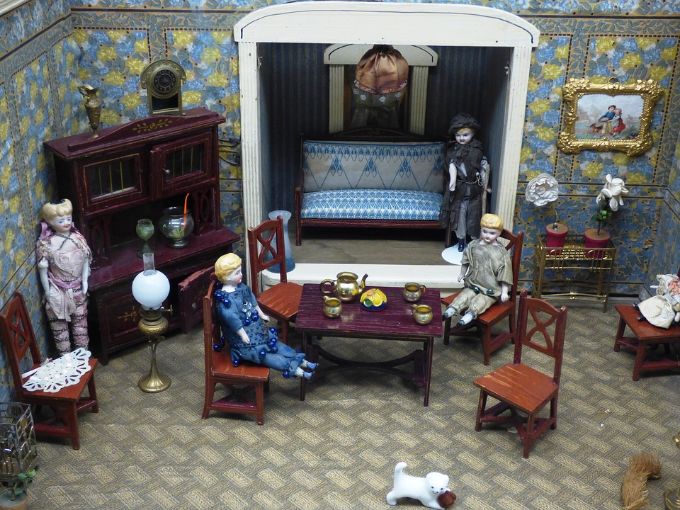 dollhouse — Raven Castle Creations Blog | Handmade One-Of-A-Kind