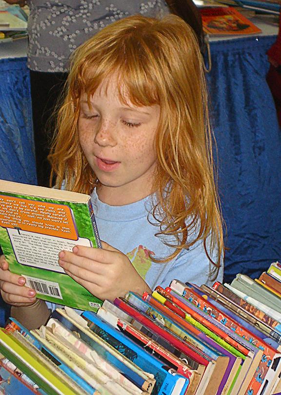 Book Swap browser