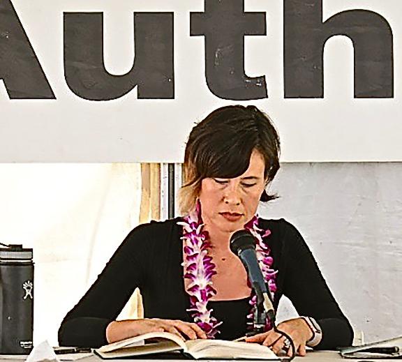 Author Shawna Yang Ryan