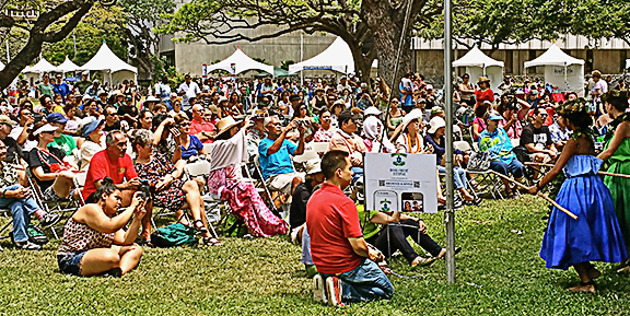 Hula Audience