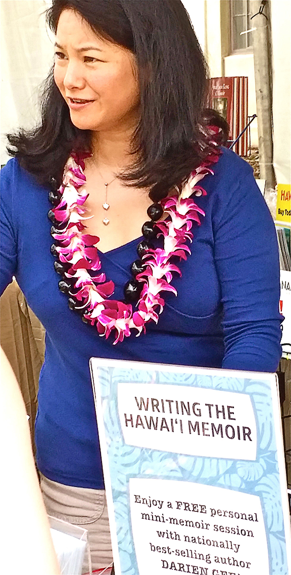 Darien Gee, Author