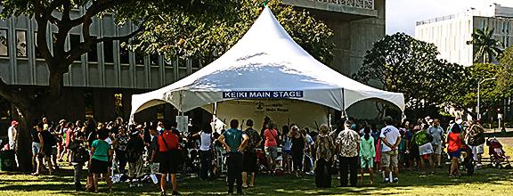Keiki Main Stage