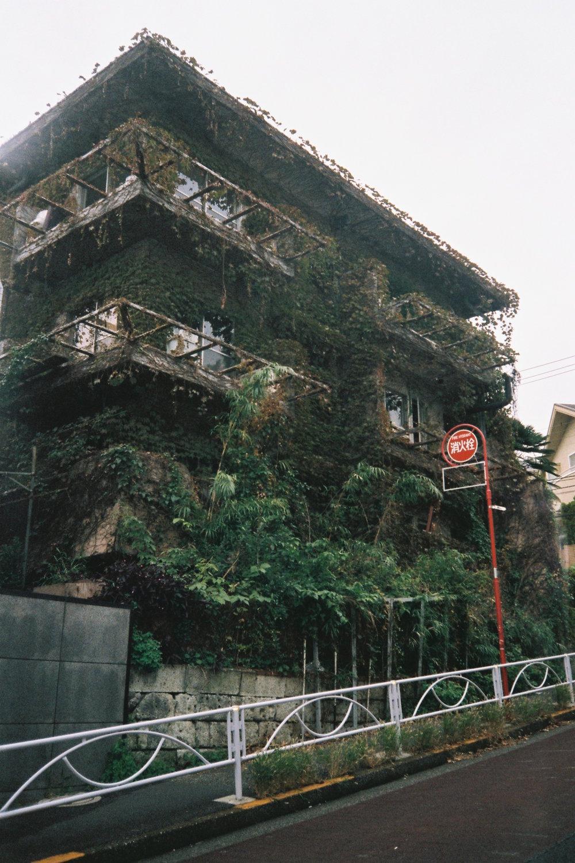 —01. Tokyo's mesmerizing architecture.