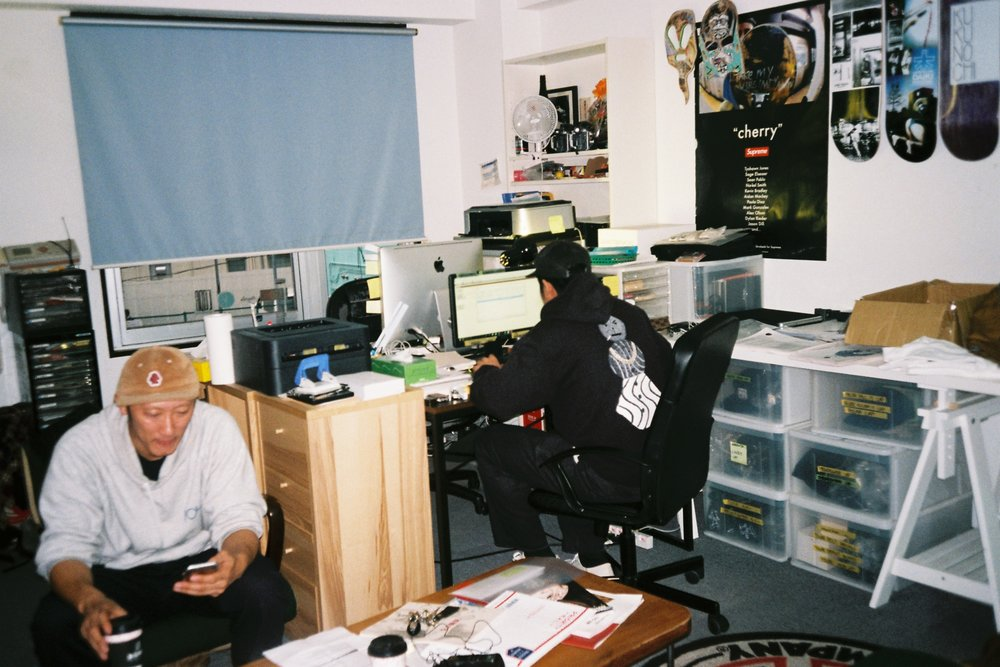 — 01. Meeting with Kukunochi in Tokyo for issue 06.
