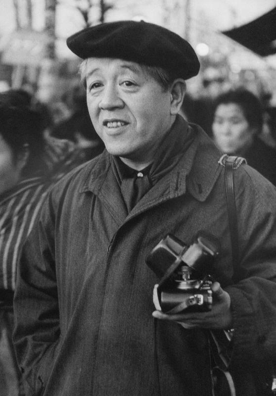 —02.Ihei Kimura  木村伊兵衛 / portrait. (1901 - 1974)