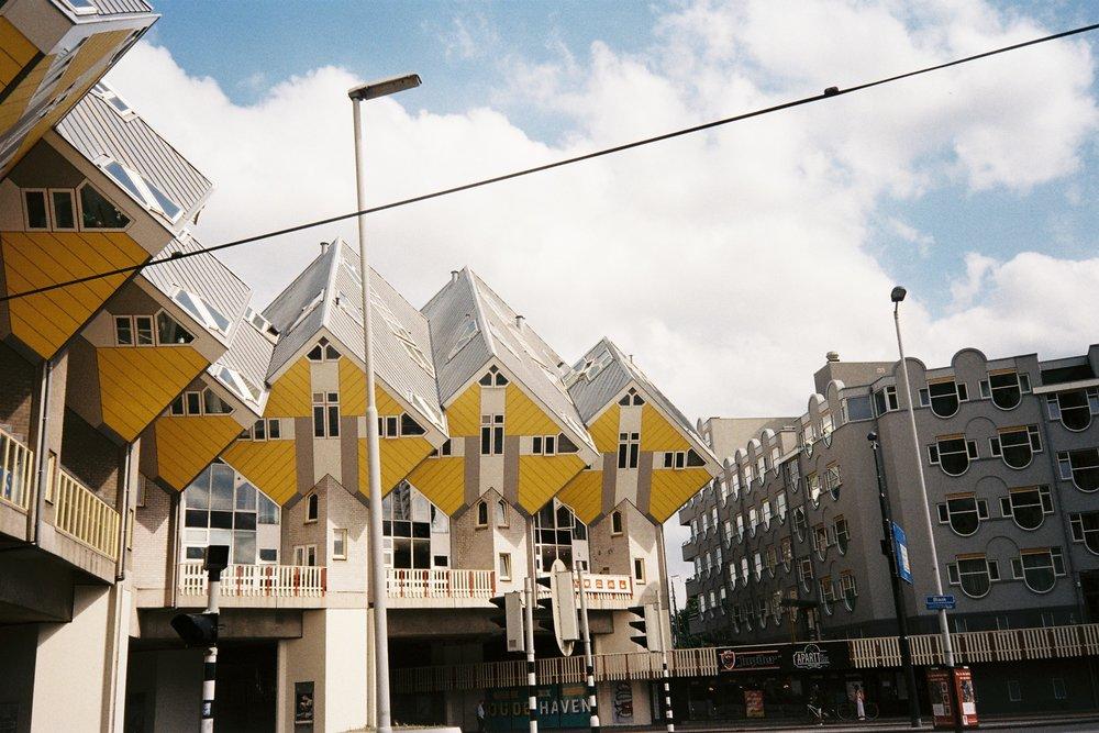 Netherlands, Rotterdam.