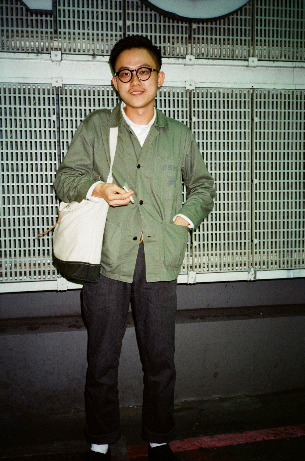 interview Yu Wei Chen / lejournaldebord.fr