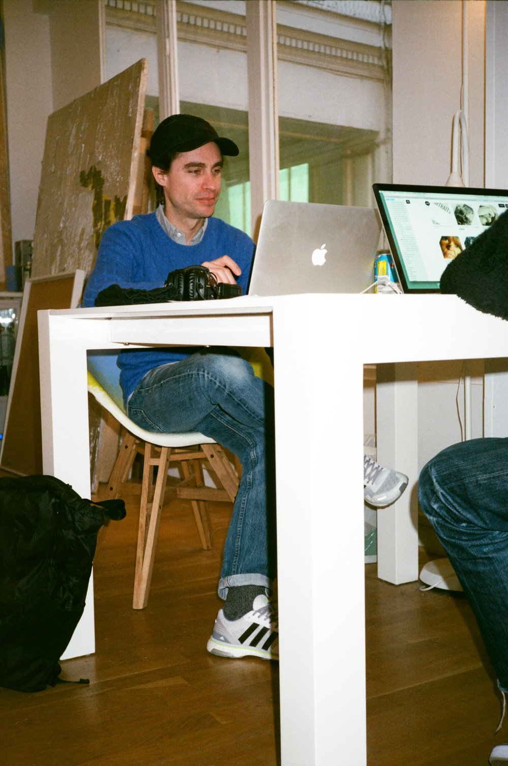 Thibault Choay Interview / lejournaldebord.fr